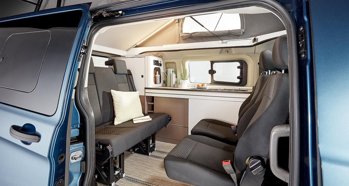 Bürstner Copa : un premier mini-van made in France