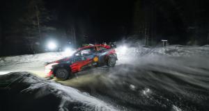 WRC : les plus belles photos de l'Arctic Rallye 2021