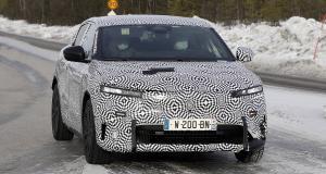 La future Renault Mégane électrique se prépare dans le nord de la Suède (photos)