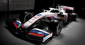 F1 : les photos de la Haas 2021 de Schumacher et Mazepin
