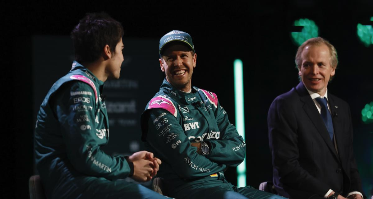 F1 : quel salaire pour Sebastian Vettel chez Aston Martin en 2021 ?