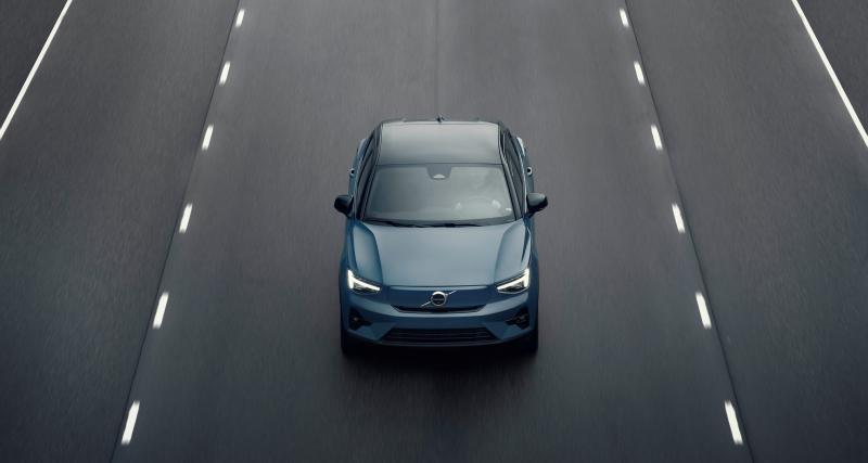 Nouveau Volvo C40 Recharge (2021) : le SUV coupé 100% électrique en 3 points