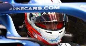 F1 : Les grandes ambitions d'Esteban Ocon pour Alpine