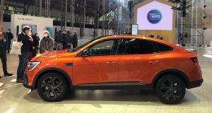 Nouveau Renault Arkana (2021) : les prix du SUV coupé