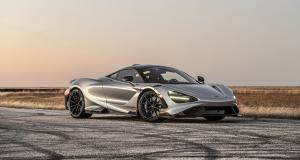 McLaren 765 LT : quand Hennessey lui donne plus de 1.000 chevaux