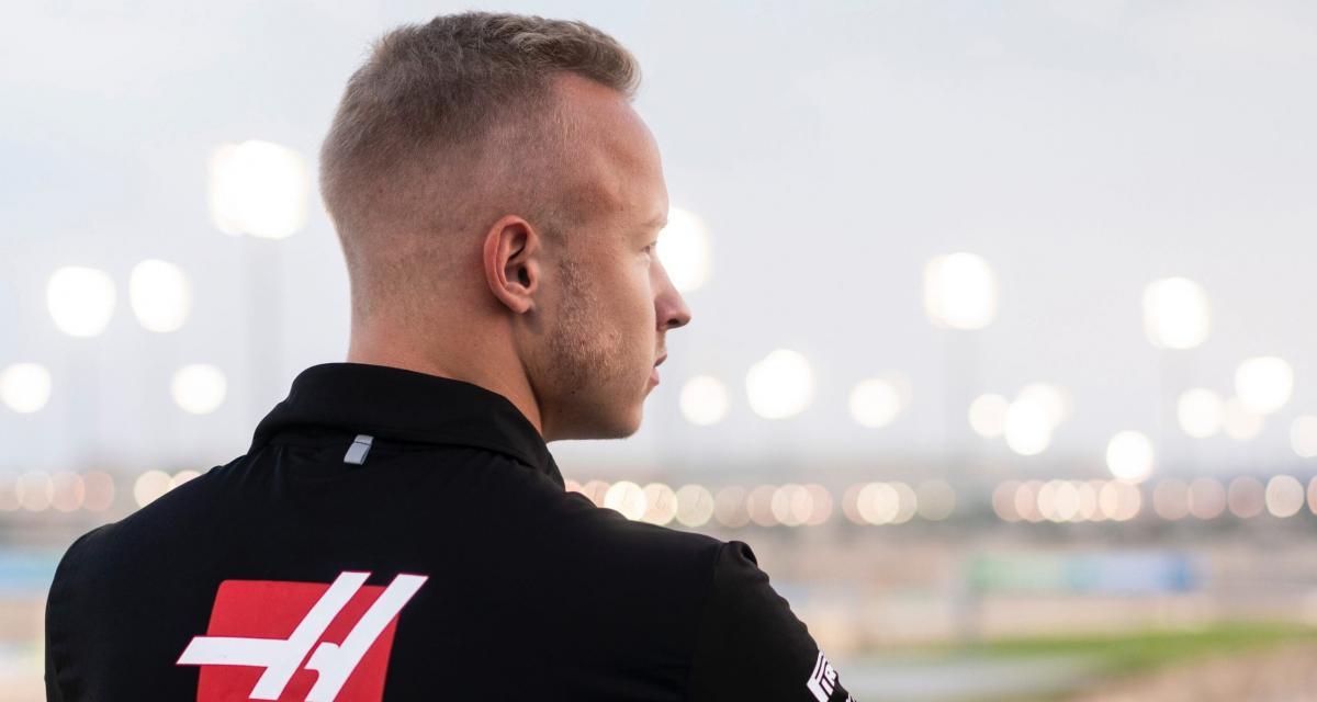 F1 : Mazepin n'en est pas fier et vise une saison propre