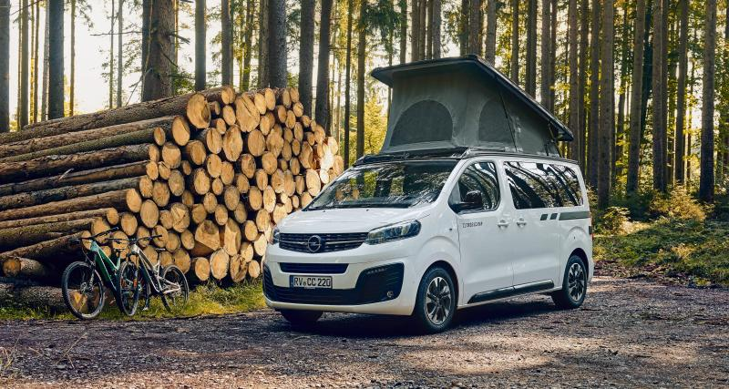 Opel Zafira Crosscamper Life : le camping-car familial simple et efficace