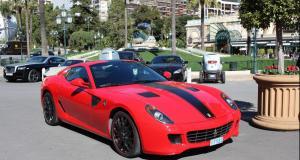 La principauté de Monaco vide sa fourrière, ça vous intéresse des voitures à partir de 30€ ?