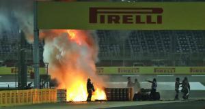 F1 : Le rapport d'enquête sur le crash de Grosjean dévoilé