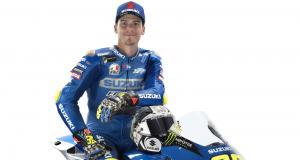 MotoGP : La nouvelle Suzuki de Joan Mir en images
