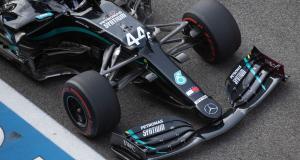F1 : Le message de Mercedes à ses fans