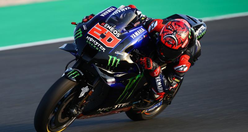 MotoGP : Quartararo - Zarco : les photos du premier test au Qatar
