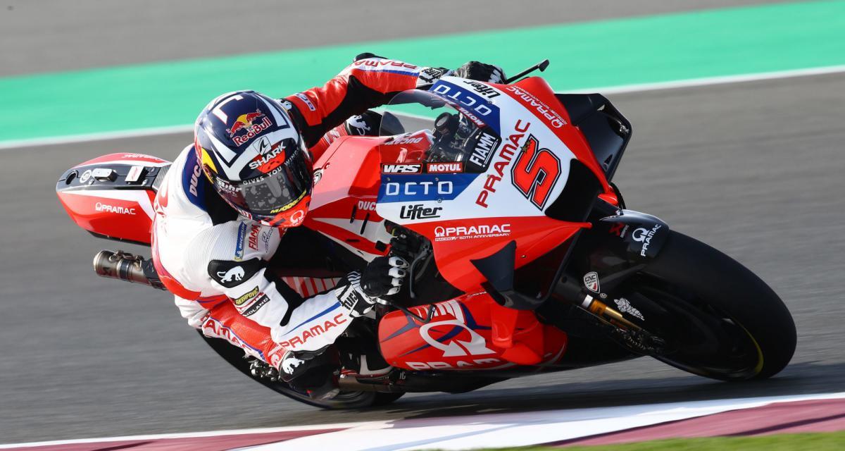 MotoGP : Pourquoi Zarco court-il avec un logo de la F1 ?