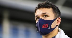F1 : Albon prêt à remplacer les autres pilotes Red Bull