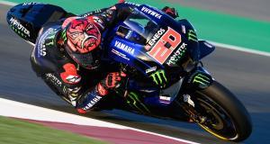 MotoGP : Les résultats du test au Qatar, Quartararo explose les compteurs