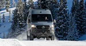 Vansmith Camper Van : un camping-car Mercedes à gagner pour la bonne cause !