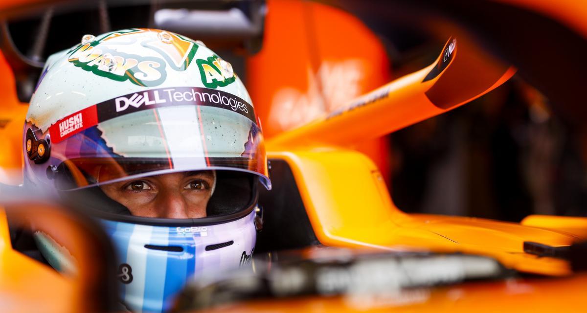 F1 - McLaren : quel salaire pour Daniel Ricciardo en 2021 ?