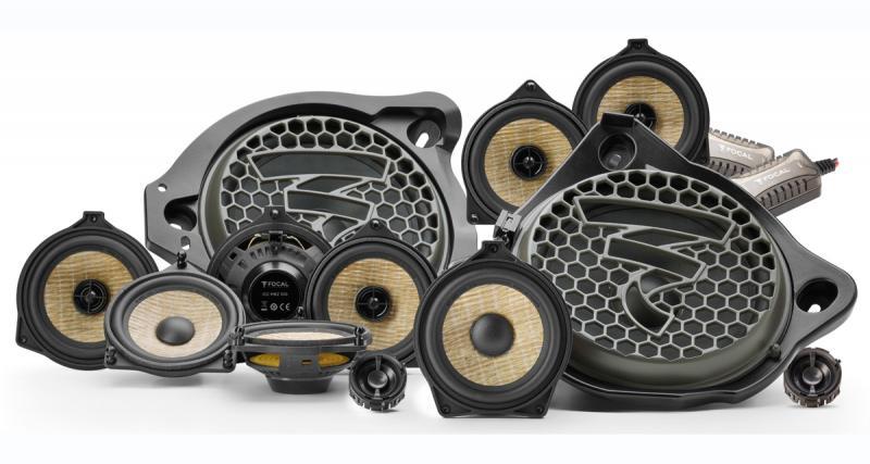 Focal dévoile une gamme complète de haut-parleurs « plug and play » pour les Mercedes