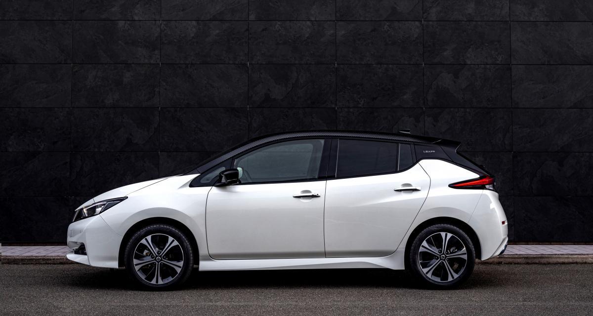 Nissan Leaf 10ème Anniversaire : elle débarque en France à partir de 38.150 €