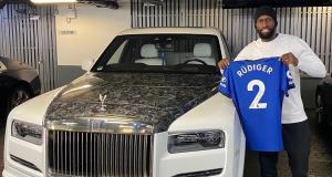 Antonio Rüdiger (Chelsea) passe chez Mansory et ressort avec une somptueuse Rolls Royce préparée