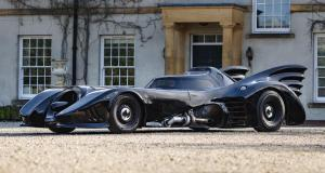 Batmobile à saisir : le Chevalier Noir fait de la place dans son garage !