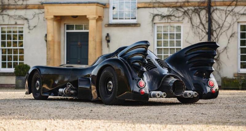 Une Batmobile à prix doux