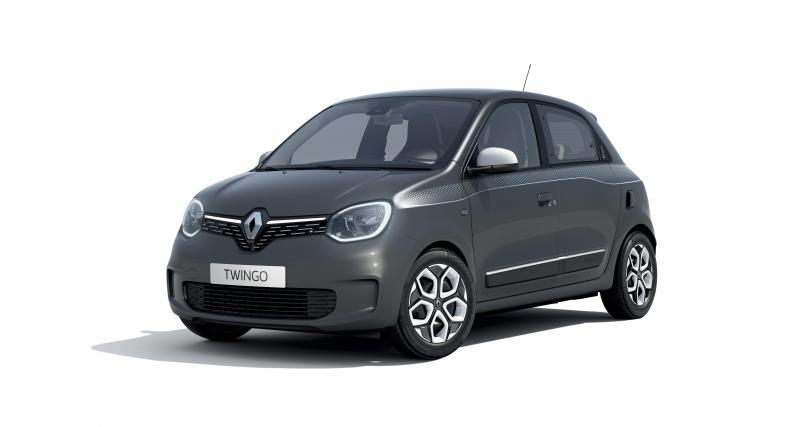 Renault Twingo Limited : la citadine bien équipée, sobre et pas chère