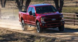 Ford F-Series Super Duty (2022) : mise à jour pour les pick-ups utilitaires lourds made in USA