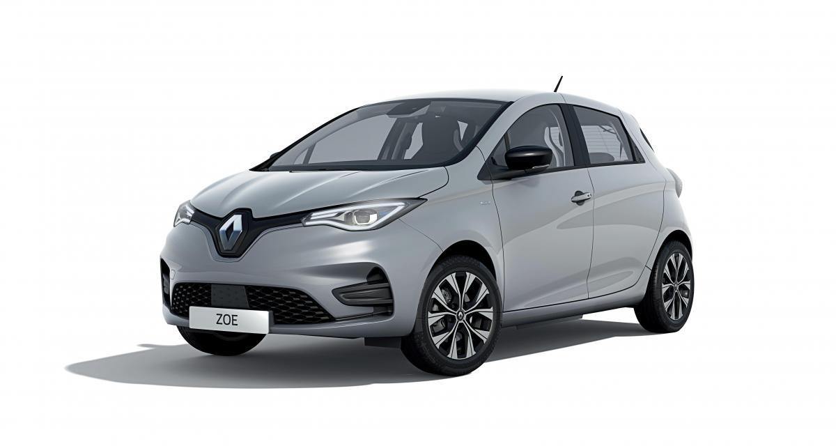 """Nouvelle Renault ZOE Limited (2021) : la citadine 100% électrique en mode """"suréquipée"""""""