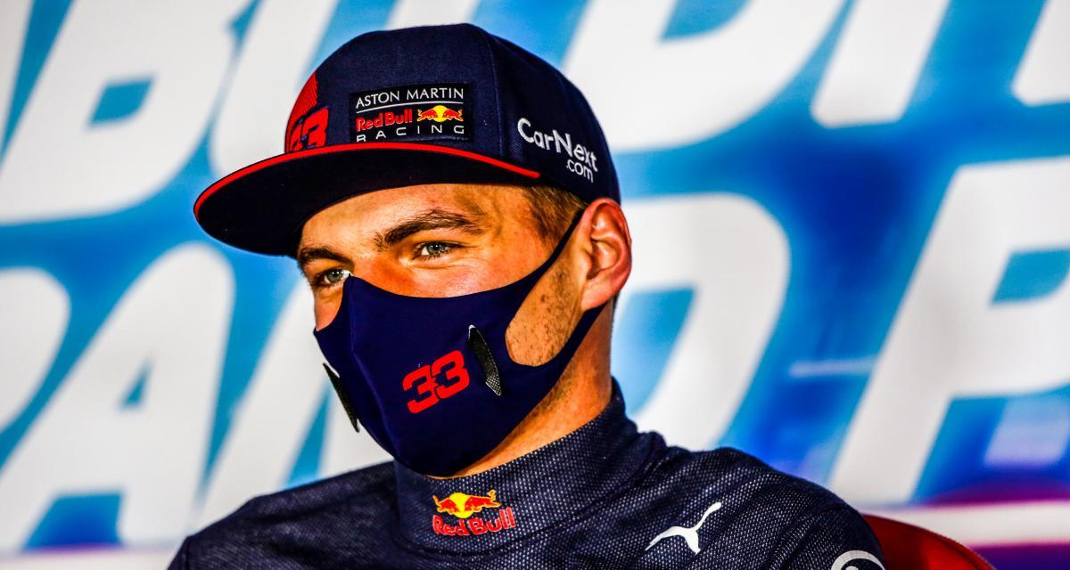 F1 - Red Bull Racing : quel salaire pour Max Verstappen en 2021 ?