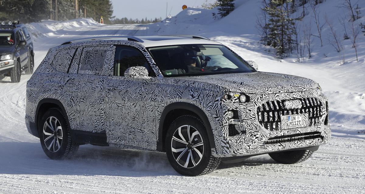 Audi Q9 (2022) : un nouveau SUV pour affronter les BMW X7 et Mercedes GLS