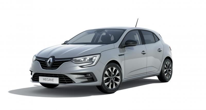 Renault Megane Limited : une nouvelle série limitée pour la compacte