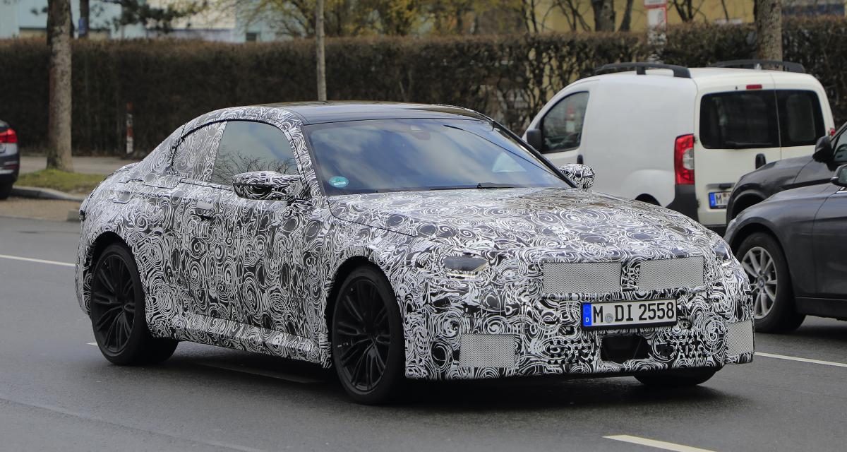 BMW M2 (2022) : de nouveau surprise sur la route