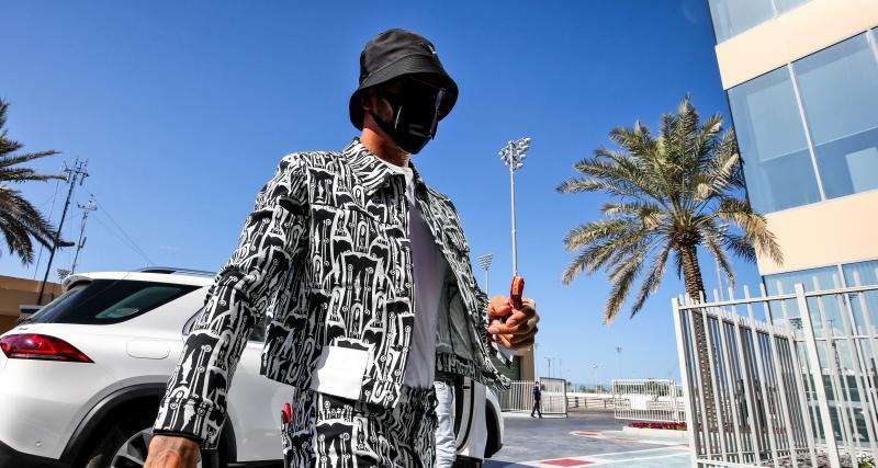 F1 - Mercedes-AMG : quel salaire pour Sir Lewis Hamilton en 2021 ?