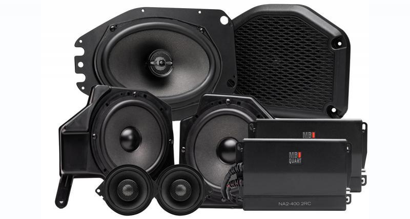 MB Quart USA dévoile un pack hi-fi spécifique pour la Jeep Wrangler