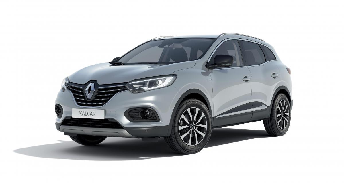 Renault Kadjar Limited : bon plan assuré pour le SUV français en édition limitée