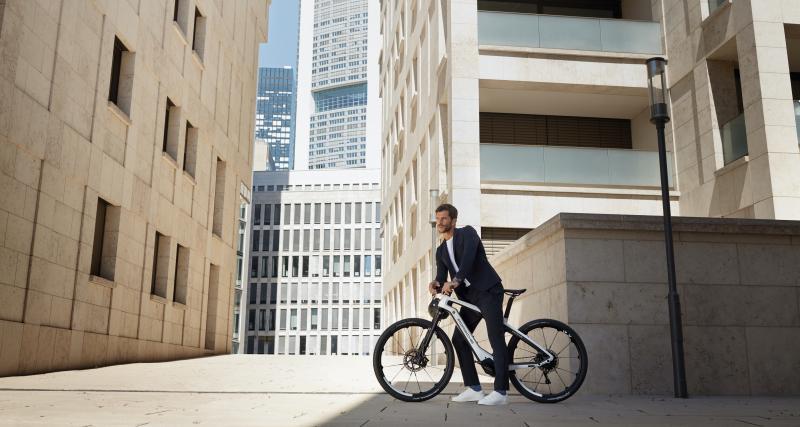 Porsche eBike Sport : l'urbain ultra-premium