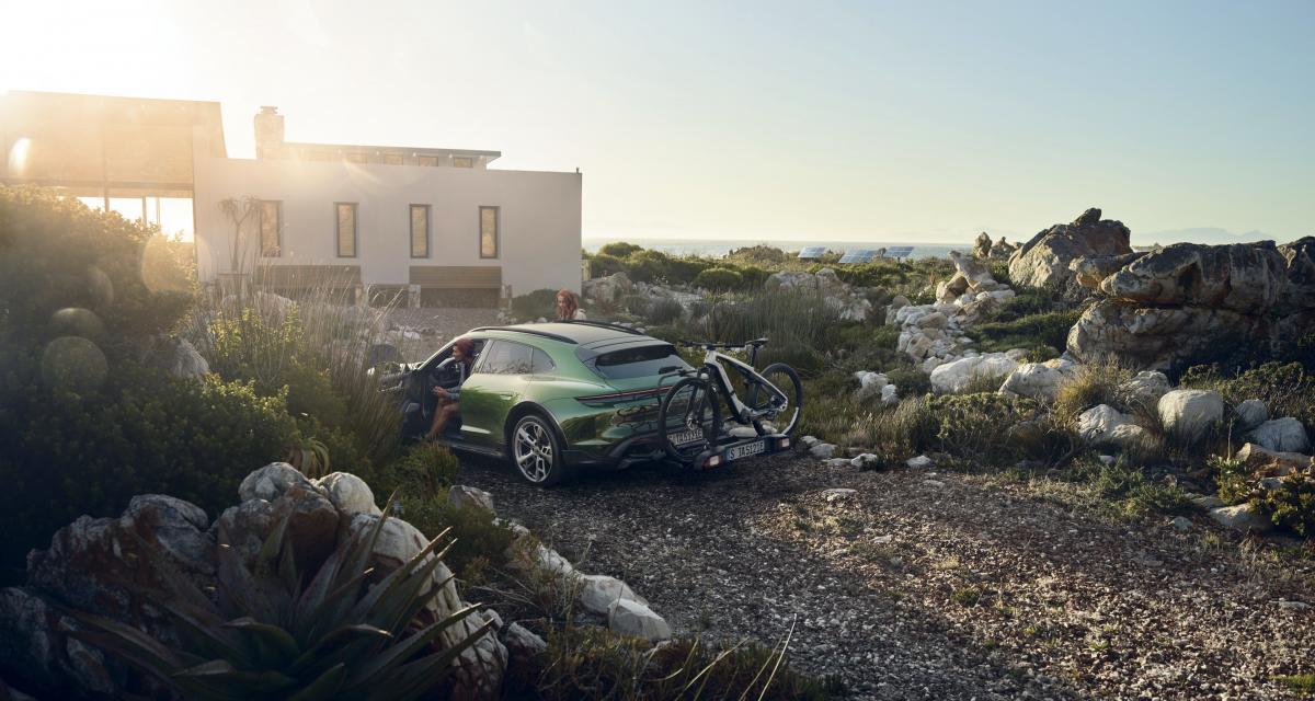 Porsche eBike : deux vélos électriques de luxe pour accompagner le Taycan