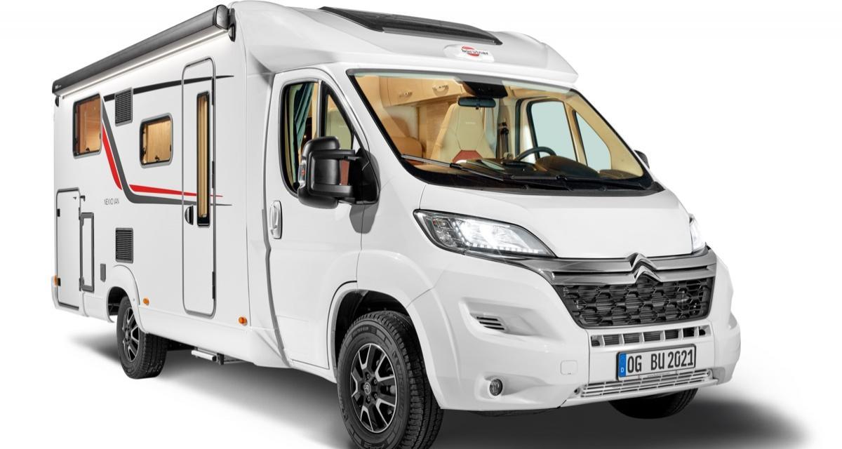 Bürstner Nexxo Van : une gamme compact, bien équipé et accessible
