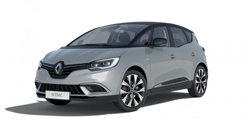Nouveaux Renault Scenic & Grand Scenic Limited (2021) : les monospaces jouent la carte de la série limitée