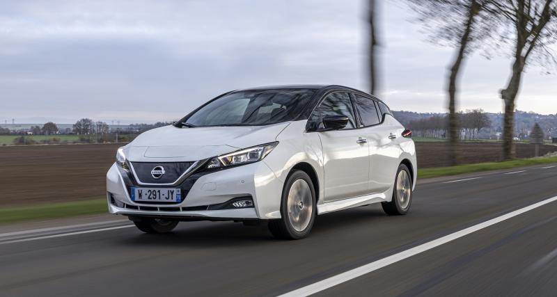Nissan Leaf : le modèle 10ème Anniversaire en 3 points