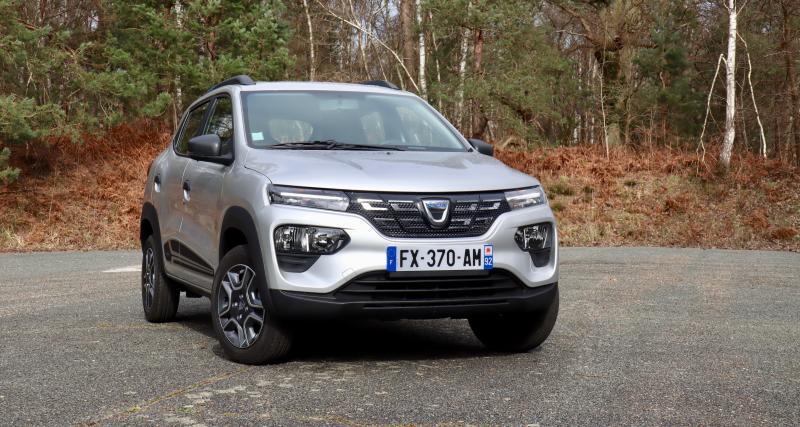 Essai de la Dacia Spring : l'électrique neuve la moins chère, mais à quel prix ?