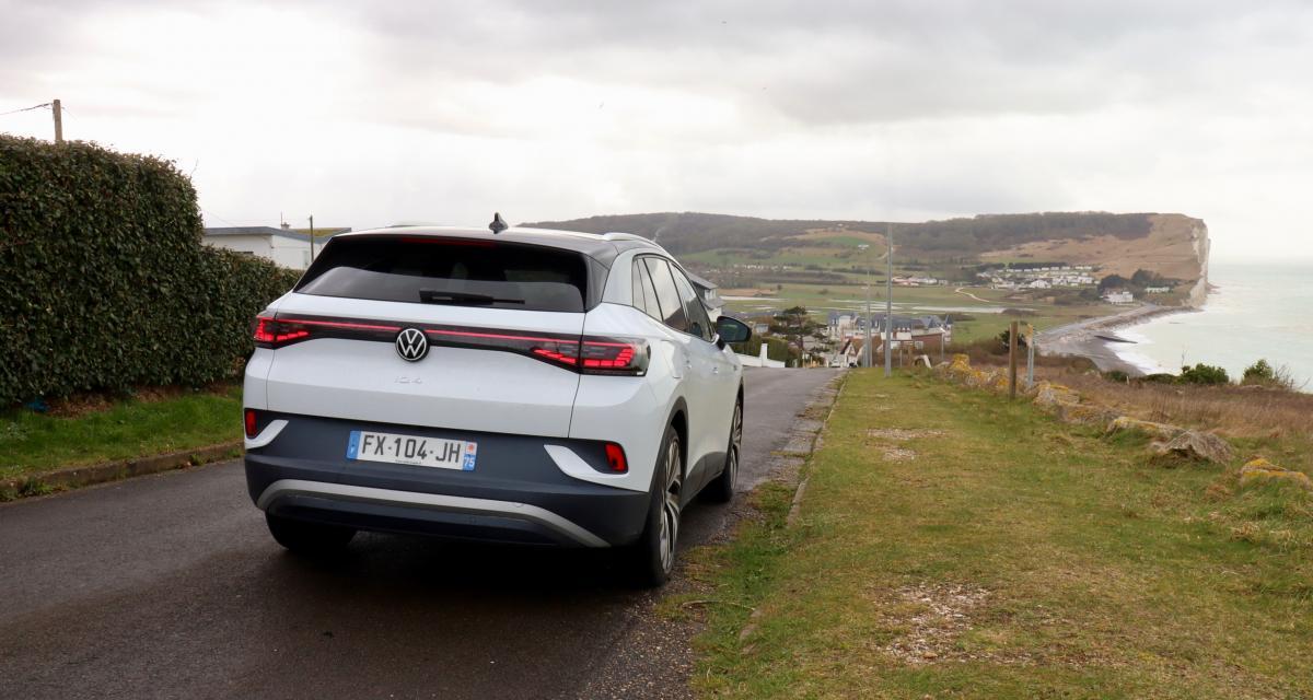 Essai du nouveau Volkswagen ID.4 : nos photos du SUV compact électrique