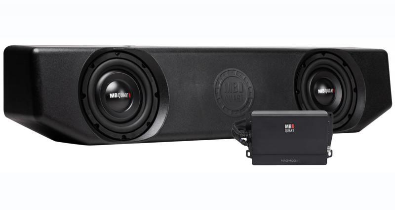 MB Quart commercialise un système de grave « plug and play » pour la Jeep Wrangler