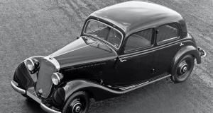 Mercedes-Benz 170 V : l'ancêtre de la Classe E dans les années 30