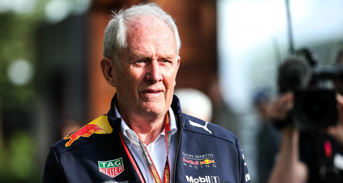 Red Bull Racing : Helmut Marko encense (déjà) Sergio Perez