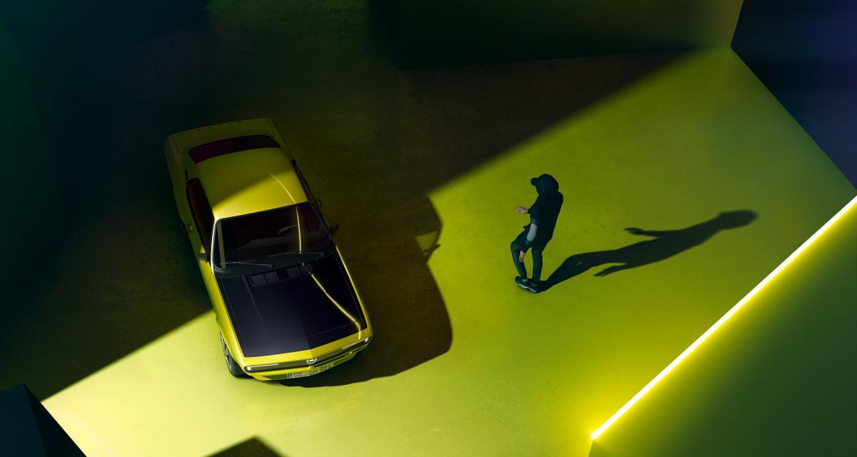 Opel Manta GSe ElektroMOD : quand le restomod rencontre le rétrofit