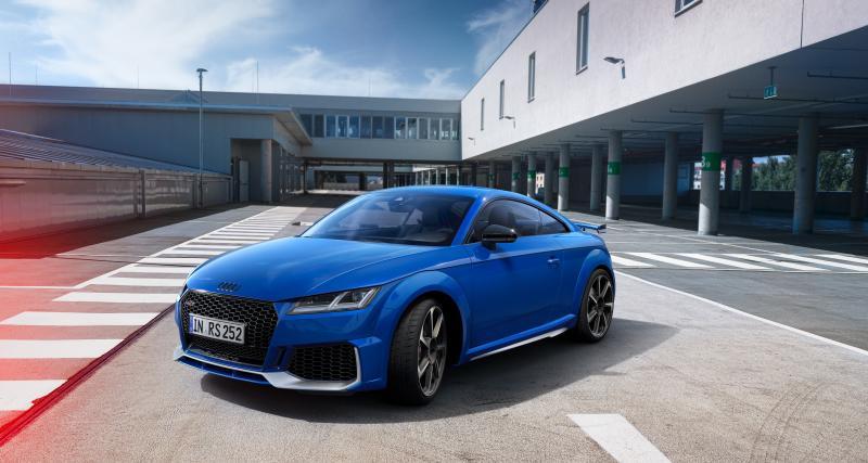 Gamme Audi Sport : une édition spéciale en bleu Nogaro pour les britanniques