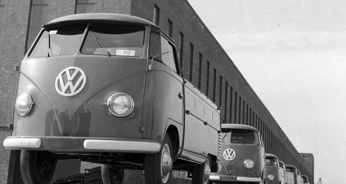 Volkswagen Combi : un considérable héritage industriel, 65 ans plus tard