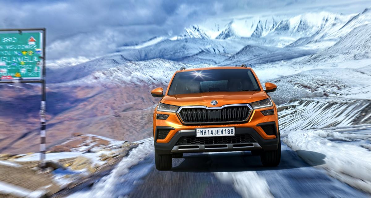 Nouveau Skoda Kushaq (2021) : le SUV compact que l'on envie aux indiens